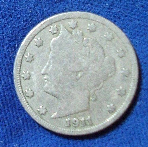 1911 V-Nickel G+