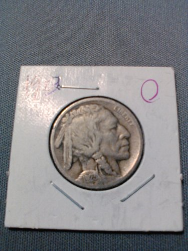 1923 BUFFALO NICKEL