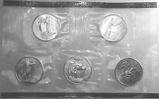 2003 D  MINT SET,  ALL 5 STATES FROM DENVER