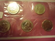 2002 P  MINT SET,  ALL 5 STATES FROM PHILADELPHIA