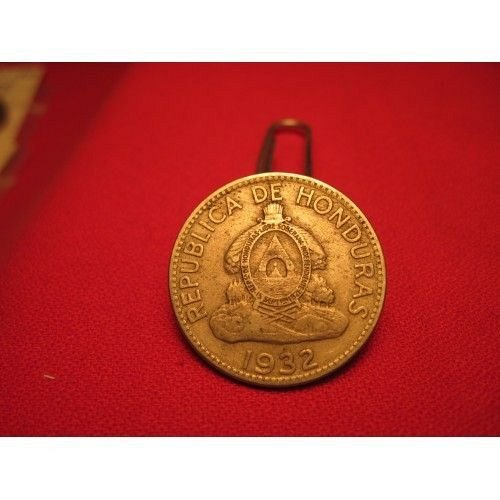 1932 honduras 10 centavos