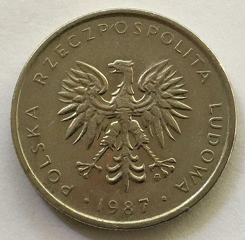 Poland - People's Republic 1987 10 Zlotych