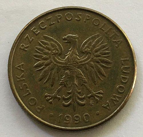 Poland - People's Republic 1990 10 Zlotych