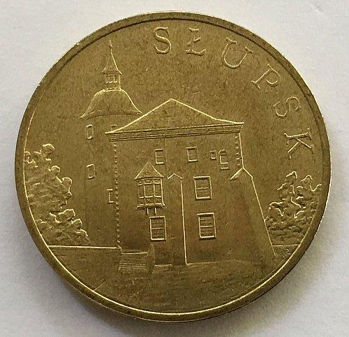Poland 2 zlote 2007