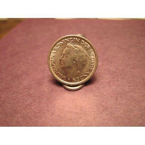2-1948 netherlands 10 cent,25cent  high grades