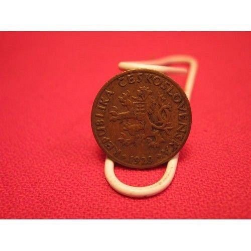 1929 czeck 5cent