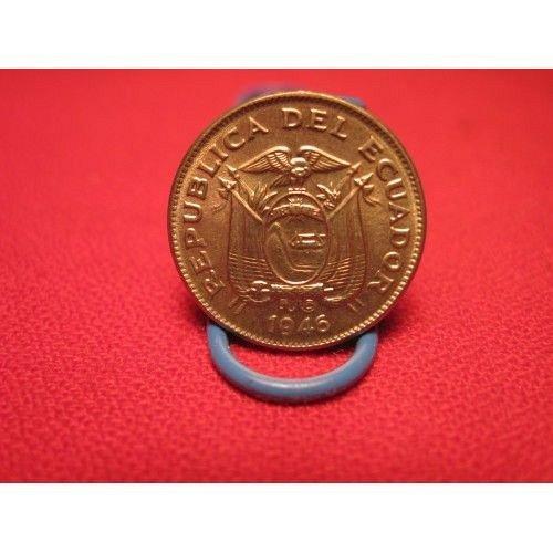 1946 ecuador  5cent
