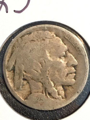 1923 P Buffalo Nickel