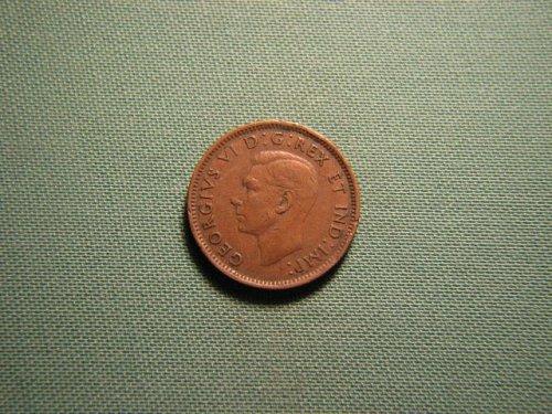 Canada 1946 1 cent