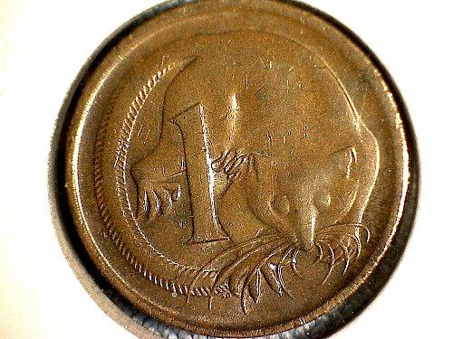1973 AUSTRALIA ONE CENT