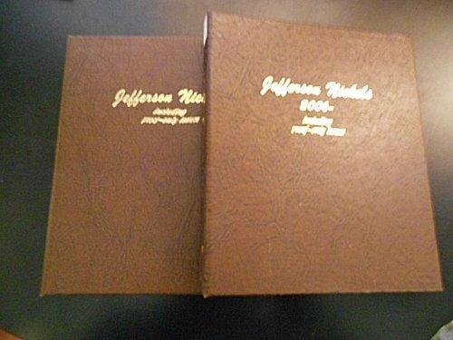 1938-2015-s Jefferson Nickel Uncirculated Complete Collection in 2-Dansco Albums