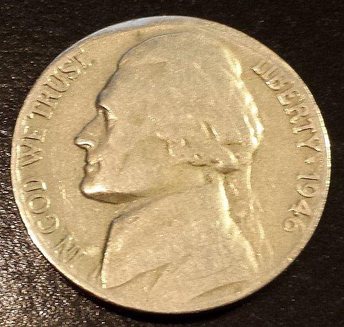 1946 Jefferson Nickel (6194)