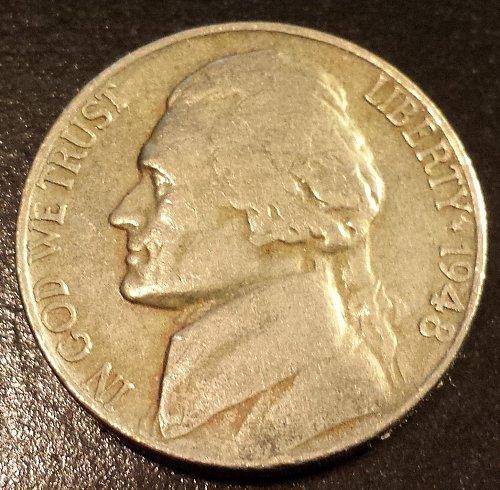 1948 Jefferson Nickel (6196)
