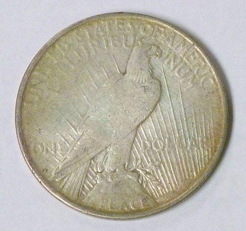 1922 D Peace Dollar Denver Mint