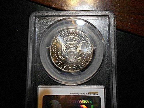 2015-p  Kennedy Half Dollar   PCGS  MS67