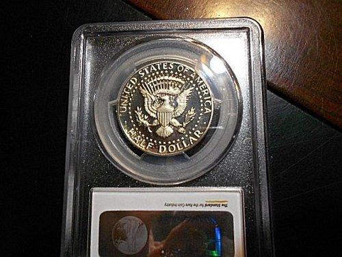 1980-s  Kennedy Half Dollar   PCGS   PR70 DCAM