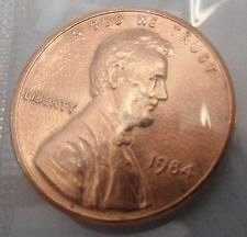 1984    LINCOLN CENT