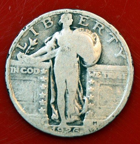 1926 Standing Liberty Quarter