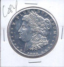 1893s dollar COPY