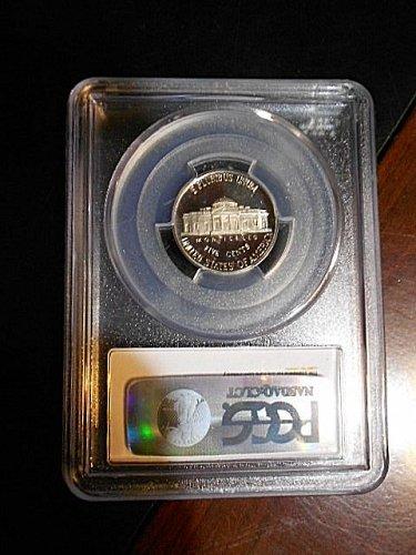 1984-s   Jefferson Nickel     PCGS  PR69  DCAM