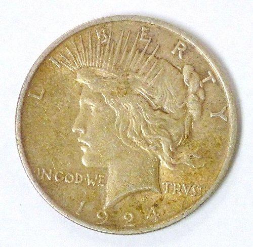 1924 Peace Silver Dollar Philadelphia Mint