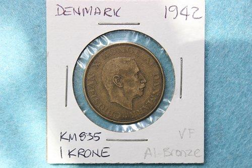 Denmark KM835 1942