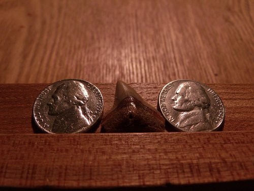 1975 P & D Jefferson Nickels