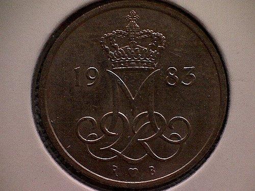 1983 DENMARK TEN ORE