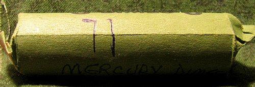 Roll Silver Dimes-Win 2, 2nd roll gets 5% discountALWAYS 14-15$ Below E bay!!.#7