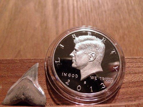 2013 Kennedy Half Dollar Clad Proof
