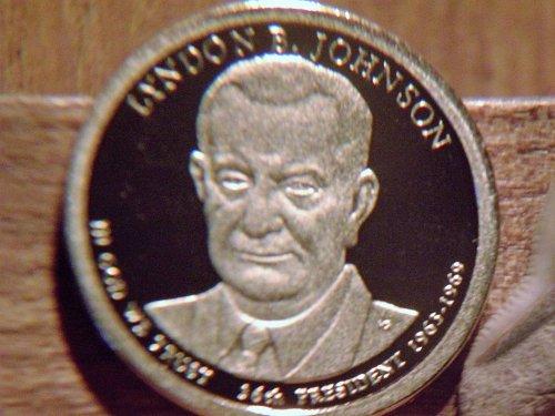 2016 S Lyndon B Johnson