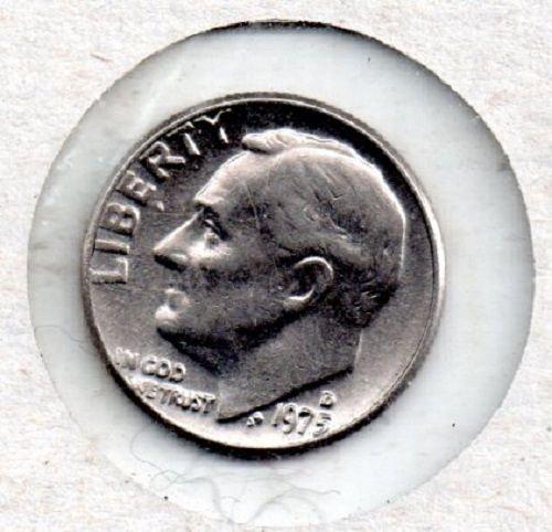 1975d Roosevelt Dime - #S1