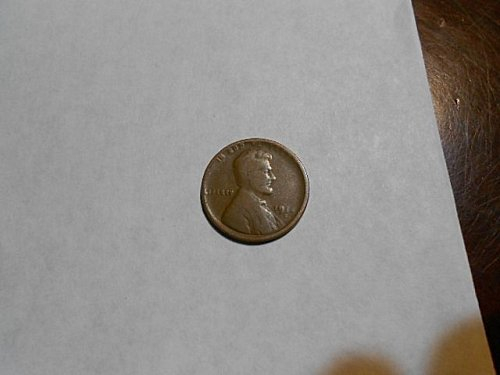 1914-d  Lincoln Wheat Cent  G/VG  Brown
