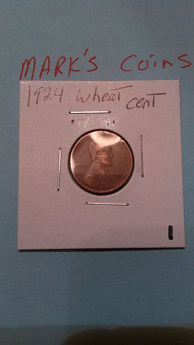 1924 wheat penny (listing 1)
