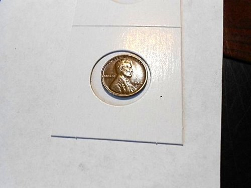 1926-s  lincoln Wheat Cent  AU+