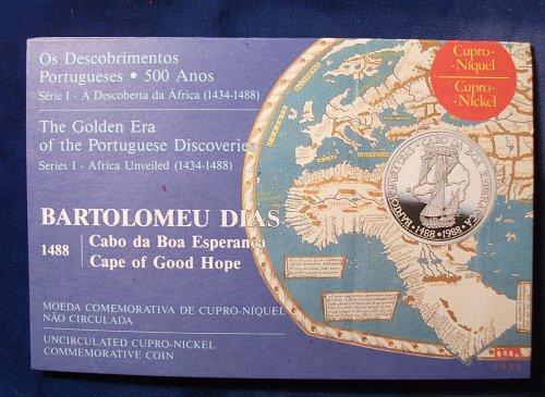 1988 Portugal 100 Escudos BU