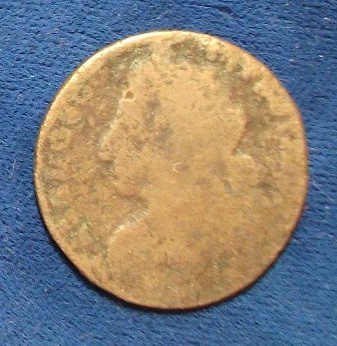 """1678 Scotland Sixpence """"Bawbee"""" Fair-AG"""