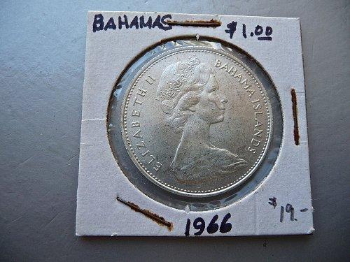 Bahamas   1966   Dollar