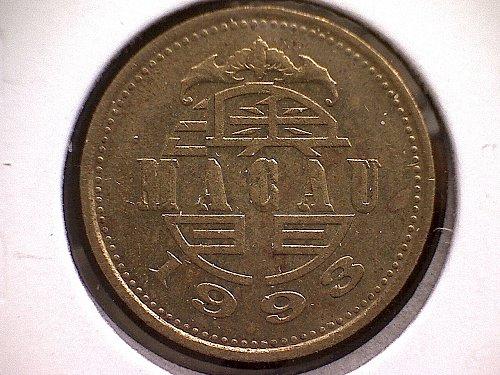 1993 MACAO TEN AVOS