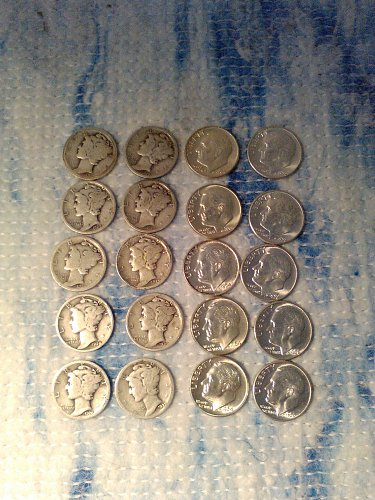 $2.00 FACE VALUE US 90% SILVER COINS