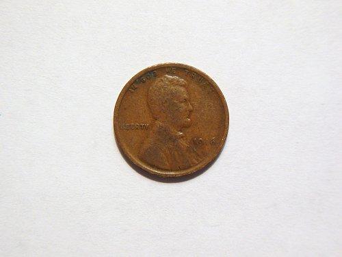 1916-P Lincoln Wheat Cent.