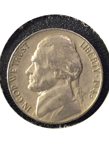 1946-D Jefferson Nickel