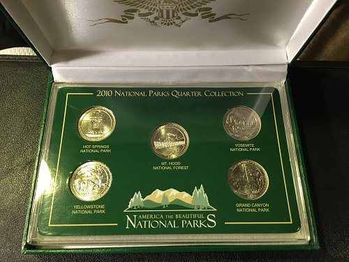 2010-P America the Beautiful National Parks / Quarters