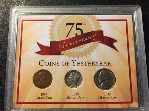 """Coins of Yesteryear"""