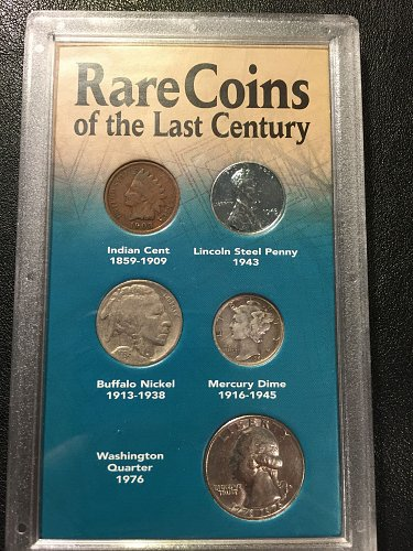 Rare Coins of the Last Century