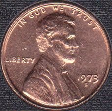 1973 S Lincoln Memorial Cent
