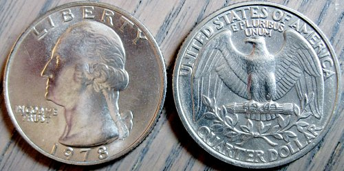 1978-P Washington Quarter Cherry Picked from Large Hoard Extra Nice!