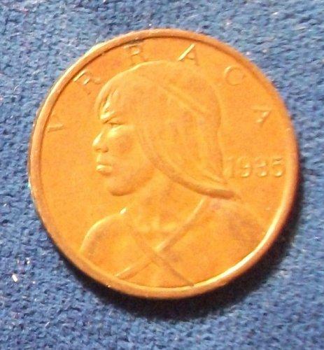1935 Panama Centesimo XF