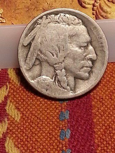1915-S Buffalo Nickel
