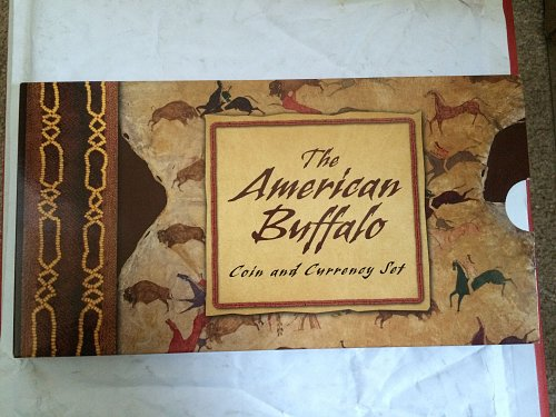 2001 The American Buffalo $1 Silver Commemorative Set - Coin & Currency Set